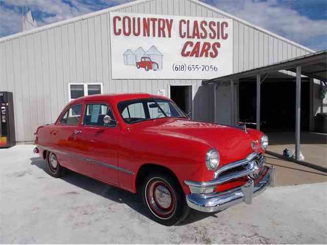 1950 Ford Tudor | 938922
