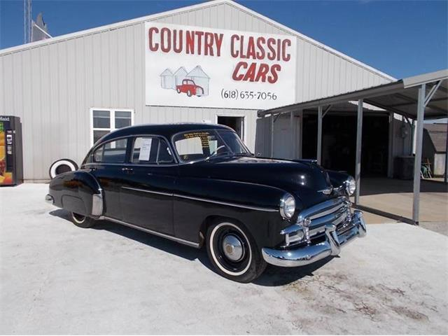 1950 Chevrolet Fleetline | 938923