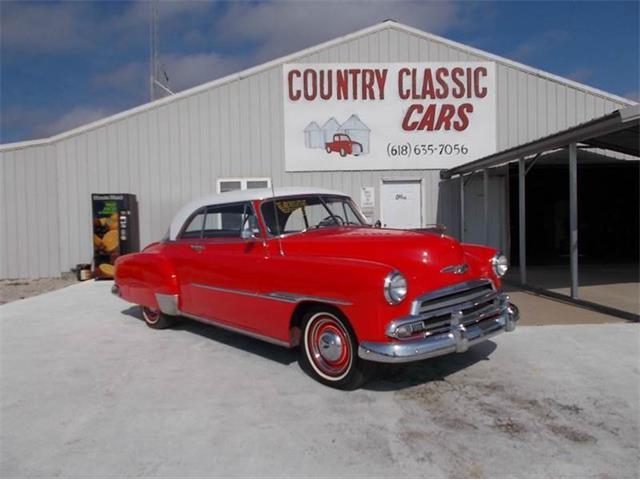 1951 Chevrolet Deluxe | 938924