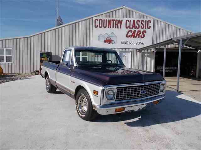 1972 Chevrolet Pickup | 938925