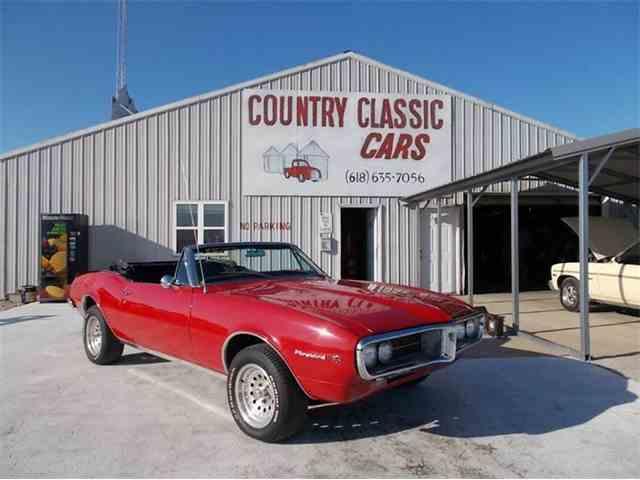 1967 Pontiac Firebird | 938929