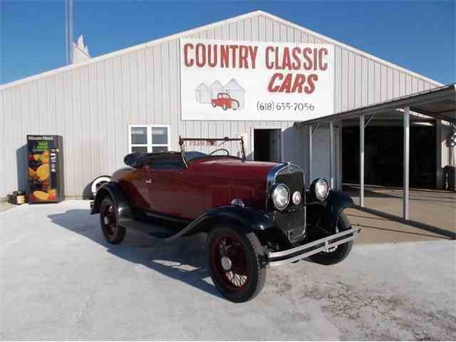1929 Plymouth Roadster Convertible | 938931