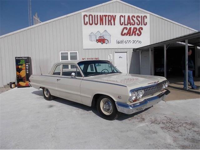 1963 Chevrolet Biscayne | 938933
