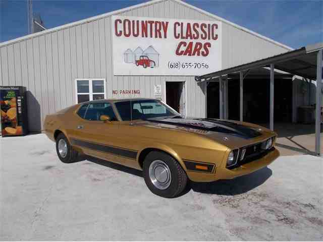 1973 Ford Mustang Mach 1 | 938936