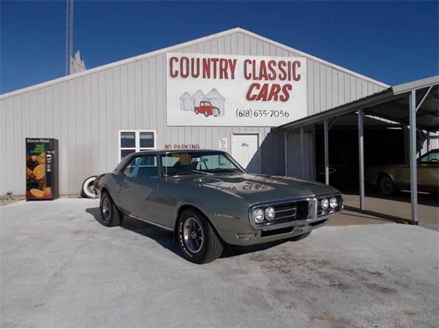 1968 Pontiac Firebird | 938937