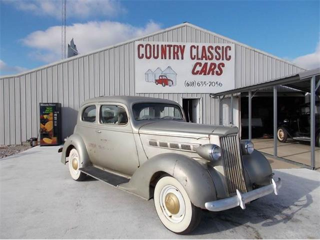 1937 Packard Model 115 | 938938