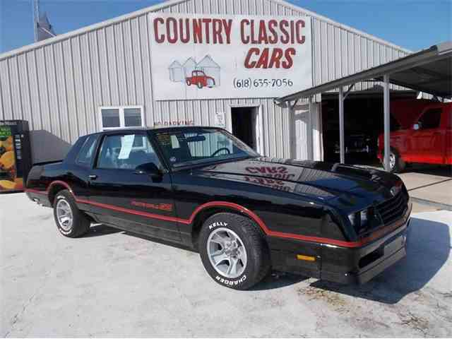 1986 Chevrolet Monte Carlo SS | 938939