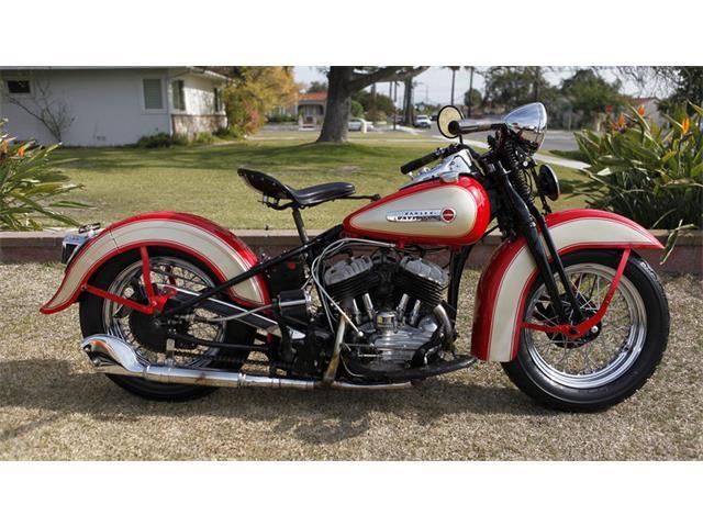1948 Harley-Davidson WL Model | 930894