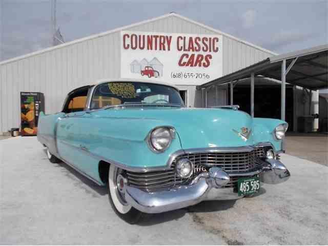 1954 Cadillac Eldorado | 938942