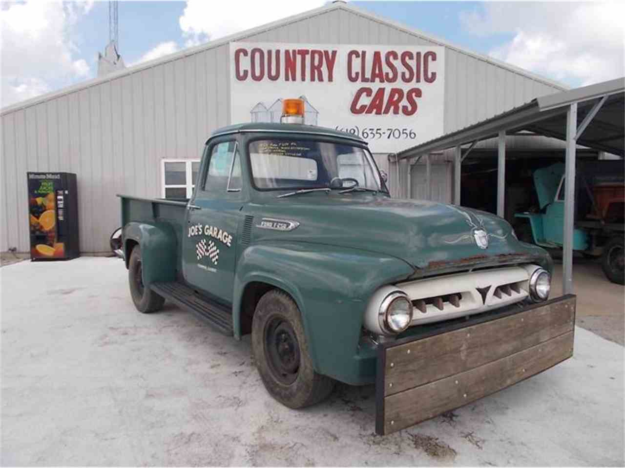 1953 Ford F250 for Sale - CC-938945