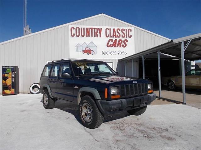 1998 Jeep Cherokee | 938947
