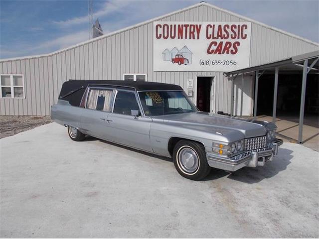 1974 Cadillac Hearse | 938948