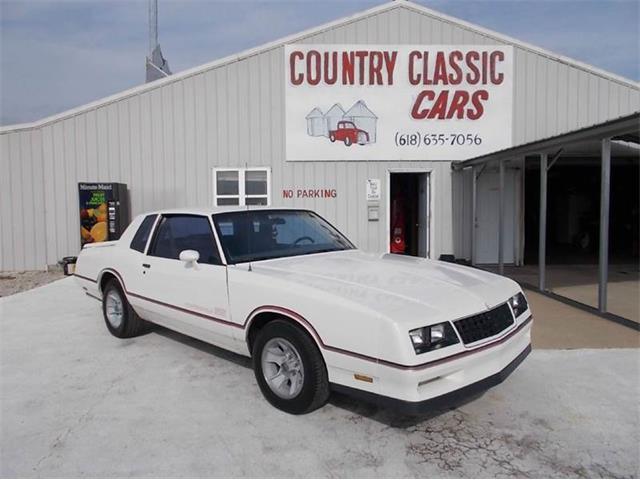 1985 Chevrolet Monte Carlo | 938949