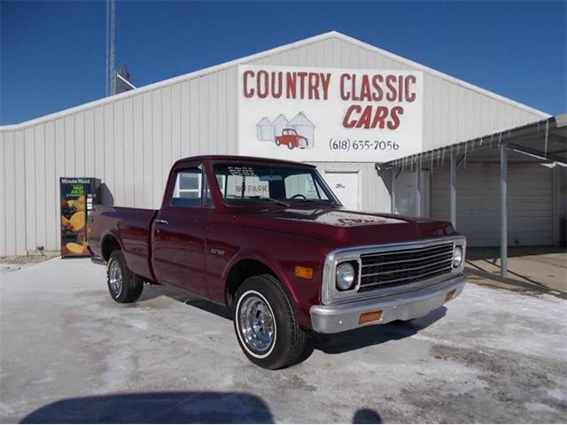 1971 Chevrolet C/K 10 | 938951