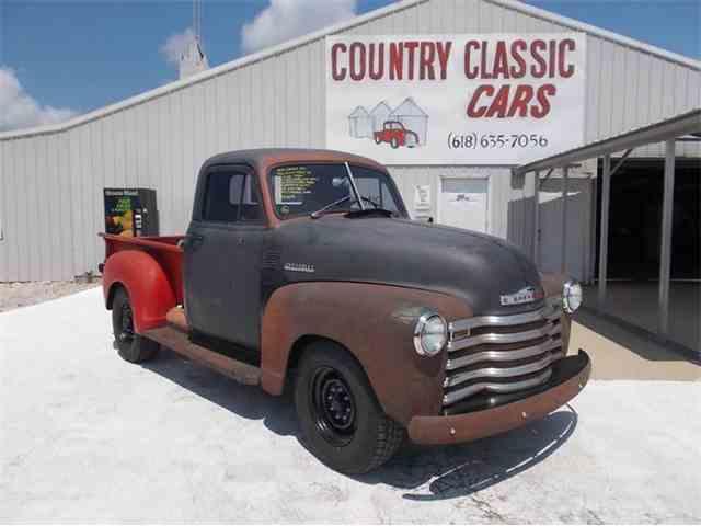 1953 Chevrolet Pickup | 938953