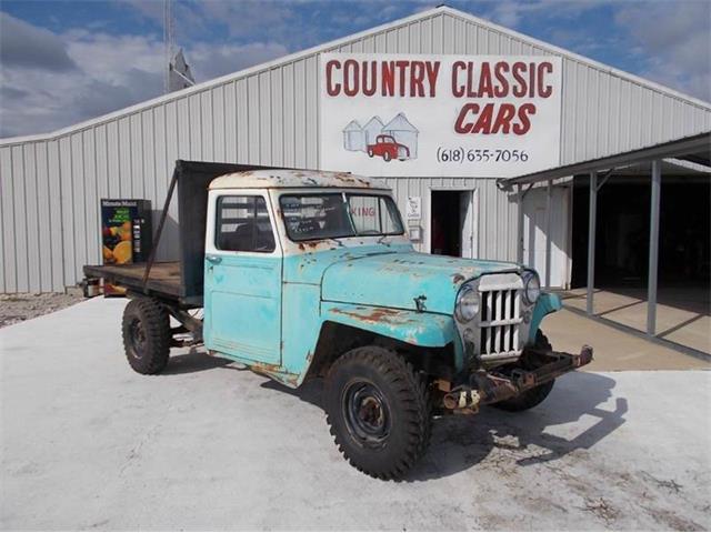 1958 Willys PU | 938956