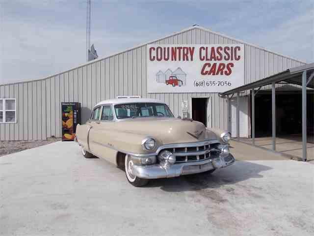 1953 Cadillac Series 62 | 938961