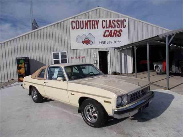 1976 Chevrolet Nova | 938962