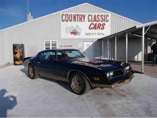 1978 Pontiac Firebird | 938966