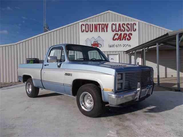 1985 Chevrolet Pickup   938970