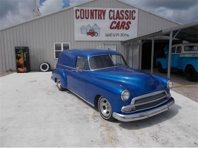 1950 Chevy Sedan Delivery | 938971