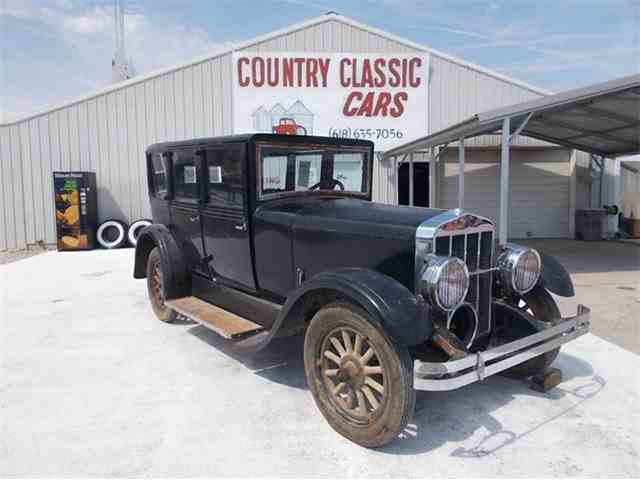 1926 Franklin 4dr Sedan | 938972