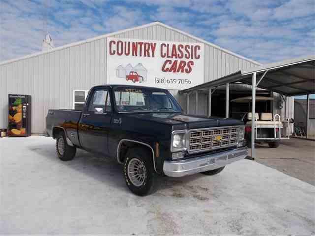 1977 Chevrolet C/K 10 | 938974