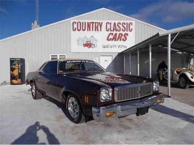 1977 Chevrolet Malibu | 938977