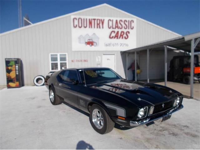 1973 Ford Mustang | 938978