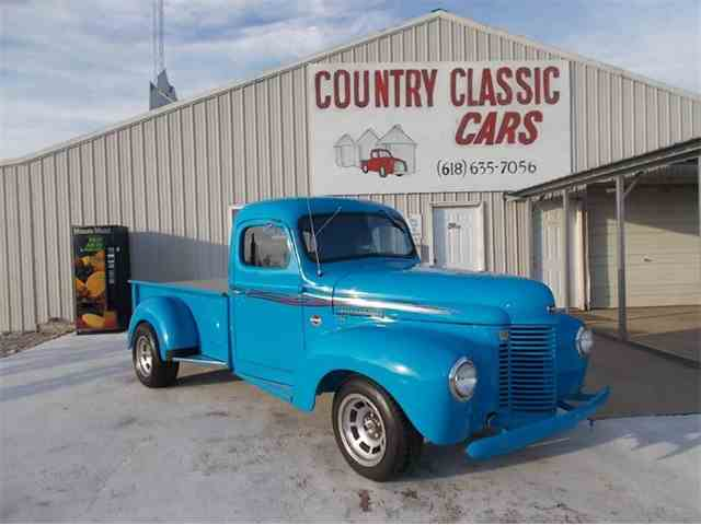 1946 International Pickup | 938980
