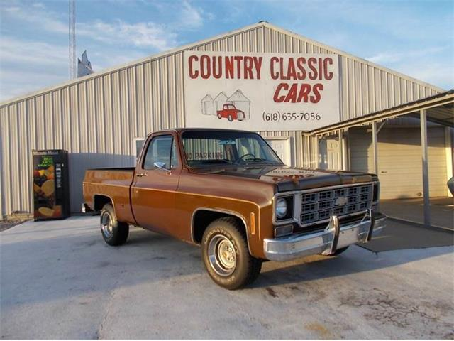 1977 Chevrolet C/K 10 | 938983