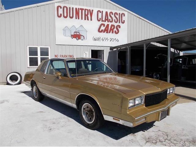 1985 Chevrolet Monte Carlo | 938985