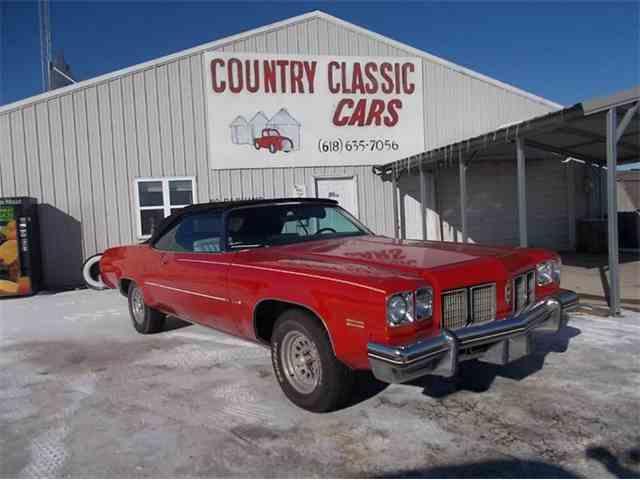 1975 Oldsmobile Delta 88 Conv | 938987