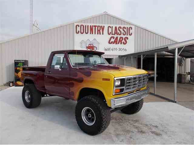 1982 Ford Pickup | 938989
