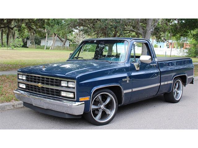 1986 Chevrolet C/K 10 | 930899