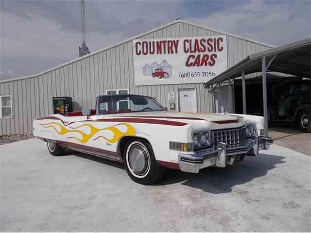 1973 Cadillac Eldorado | 938990