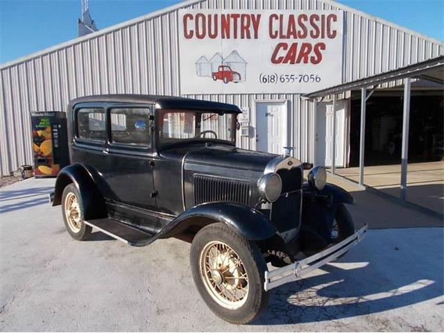 1930 Ford Model A | 938992