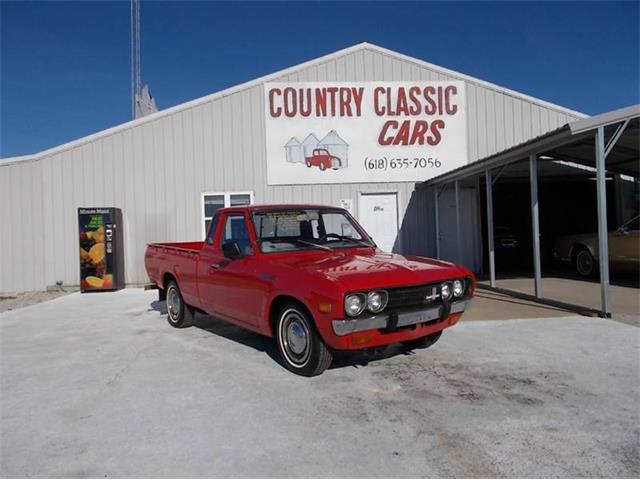1977 Datsun KHL Extended Cab   938995