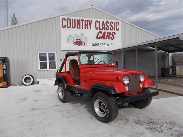 1975 Jeep 4x4 | 938999