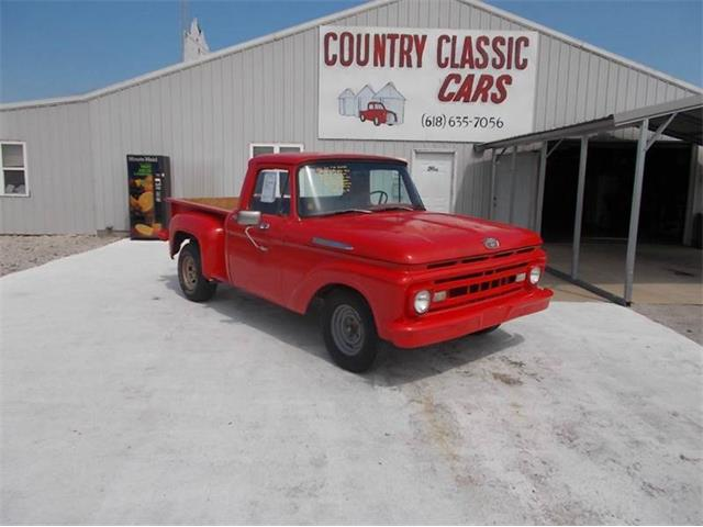 1961 Ford F100 | 939000