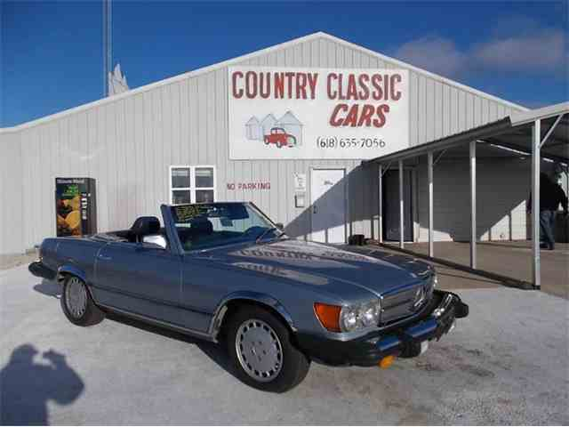 1981 Mercedes-Benz 380SL | 939001