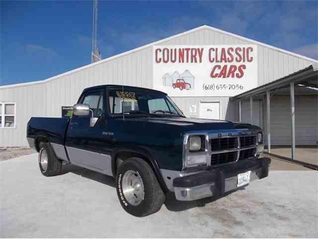 1992 Dodge D150 | 939004