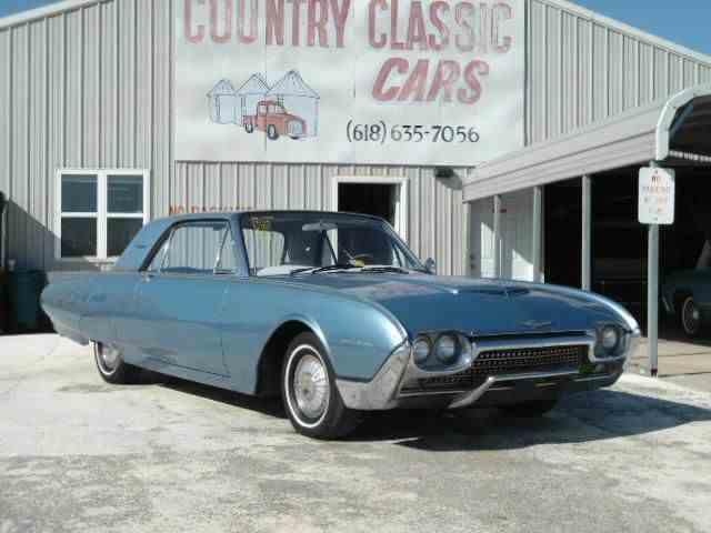 1962 Ford Thunderbird | 939007
