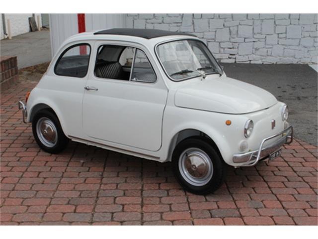 1972 Fiat 500 Model L | 939011