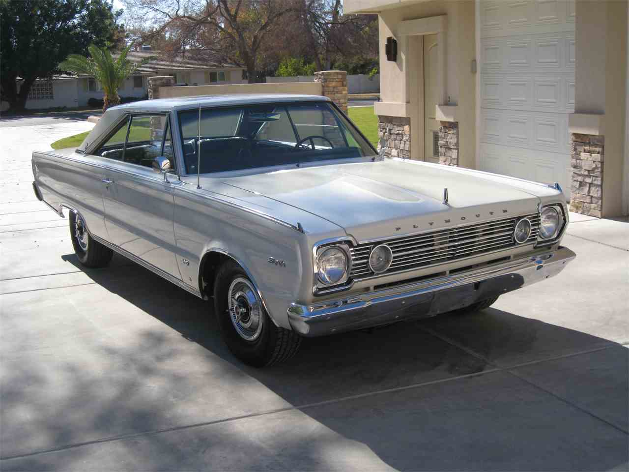 1966 Plymouth Satellite For Sale Cc 939013