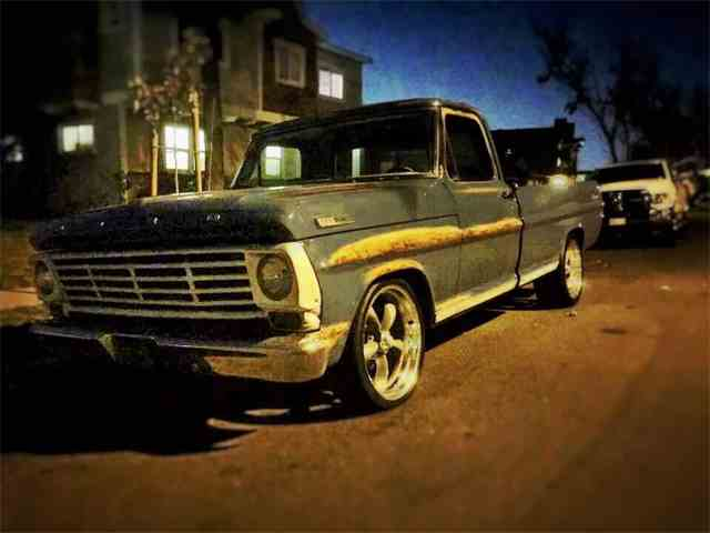 1967 Ford F100 | 939018