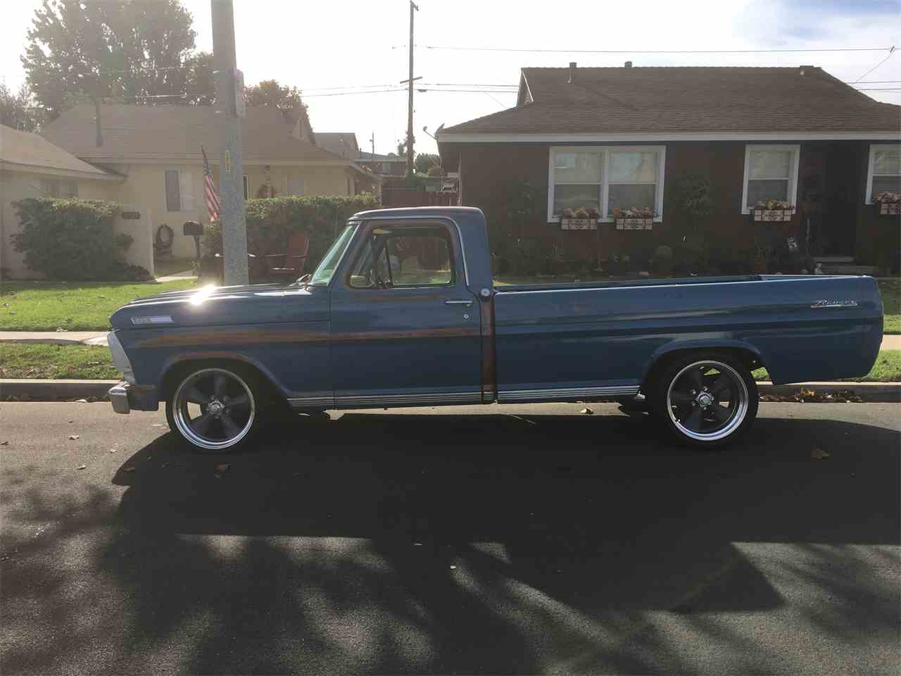 1967 Ford F100 for Sale on ClassicCarscom  7 Available