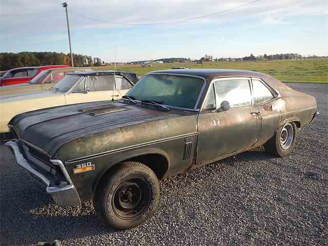 1970 Chevrolet Nova SS | 939024