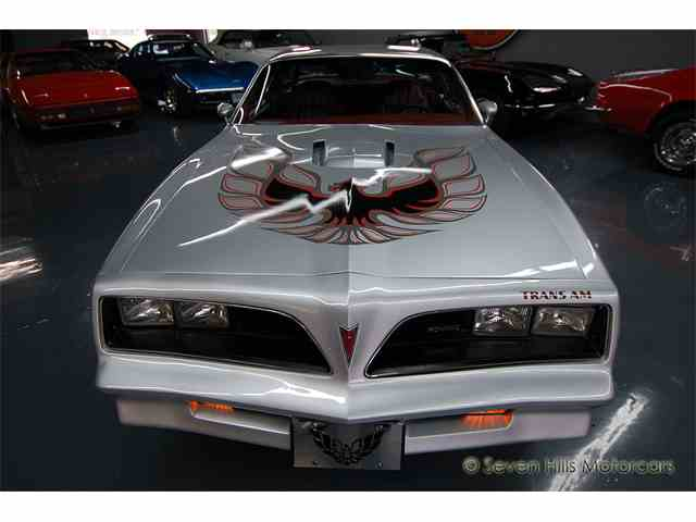1977 Pontiac Firebird Trans Am | 939025