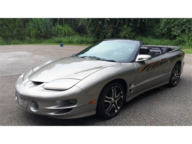 2002 Pontiac Firebird Trans Am | 930903
